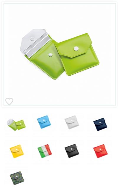 posacenere tascabile da personalizzare