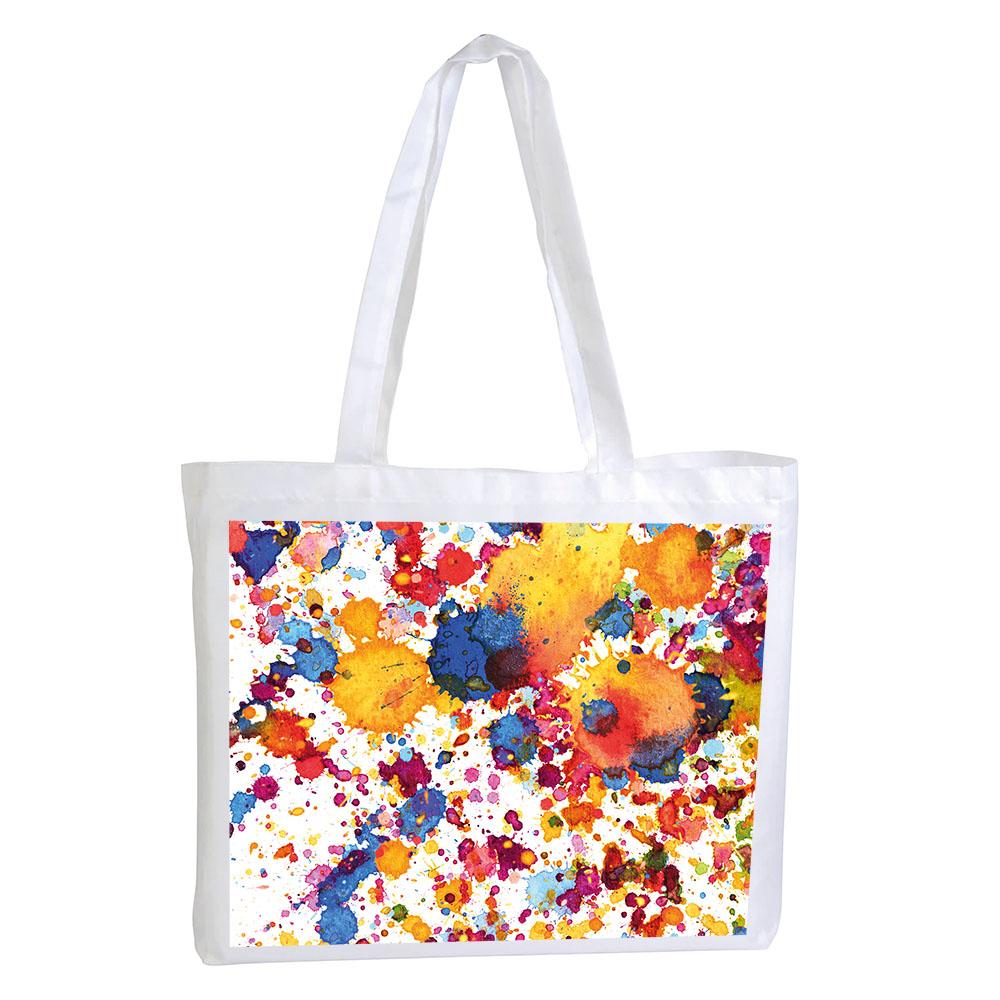 shopper personalizzata colorata