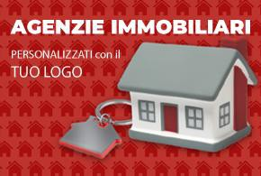 Gadget con logo per agenzie immobiliari