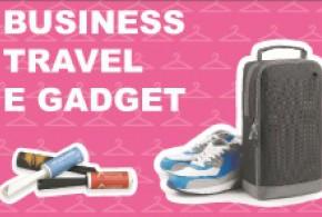 Anche i viaggi di lavoro hanno i loro gadget