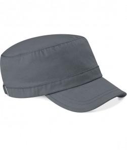 ARMY CAP 100%C CHIUSURA C/FIBB
