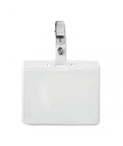 CLIPBADGE - Porta badge in PVC