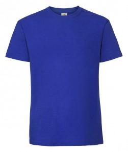 maglietta manica corta blu royal