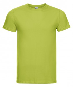 maglietta manica corta verde lime