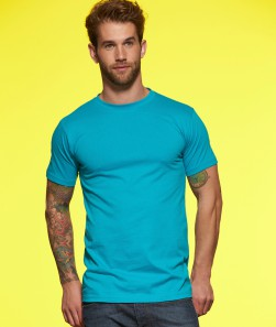 MEN SLIM FIT-T 100%C J&N