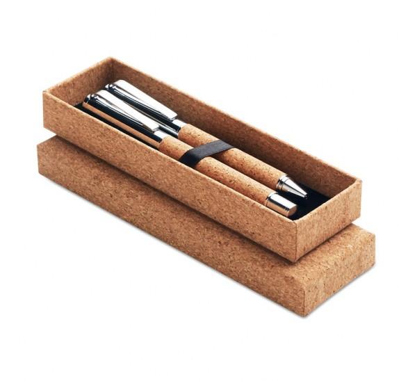 QUERCUS - Set penne in sughero