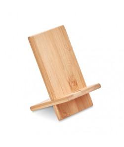 WHIPPY - Portatelefono in bamboo
